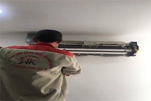Vệ sinh máy lạnh tại nhà điện lạnh hk