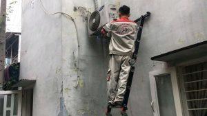 Kỹ thuật viên Điện Lạnh HK có thâm niên cao