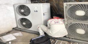 Dịch vụ tháo lắp di dời máy lạnh - Điện Lạnh HK