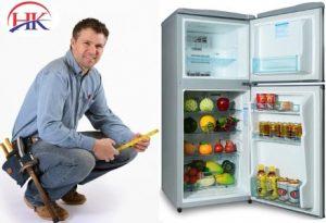 Bảng giá sửa tủ lạnh uy tín của Điện Lạnh HK